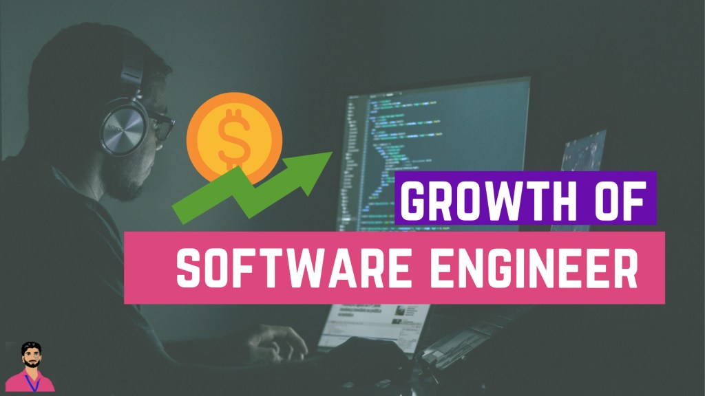 how to grow as a software engineer thumbnail