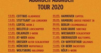 """Ankündigung: Die ANTILOPEN GANG auf """"Abbruch Abbruch""""-Tour"""