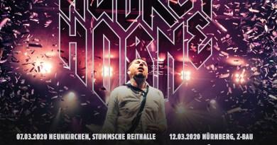 Ankündigung: AUDREY HORNE rocken den Nürnberger Z-Bau