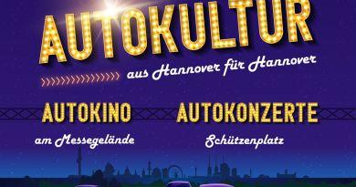 Ankündigung: Neue Termine für die AUTOKULTUR Hannover