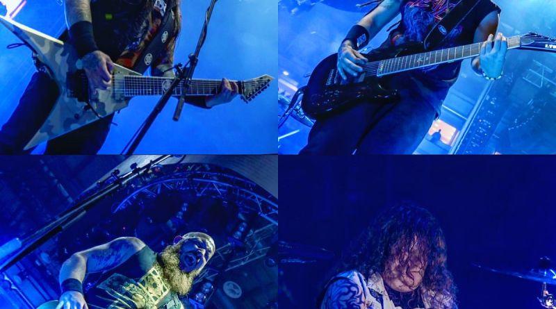 Napalm Sofa Series präsentiert: EKTOMORF live am 05.05.2020 19 Uhr