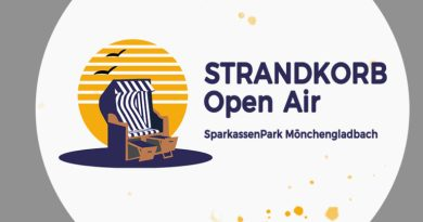 News: Strandkorb Open Air Mönchengladbach
