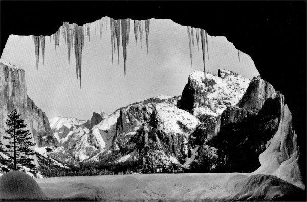Ansel Adams Yosemite