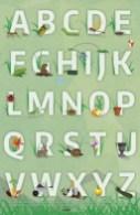 Garden ABC's Alphabet Poster