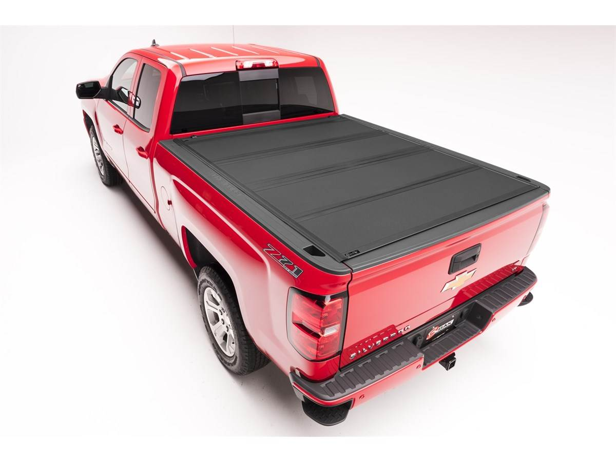 Bak Bakflip Mx4 Hard Folding Truck Bed Cover 4 11 5