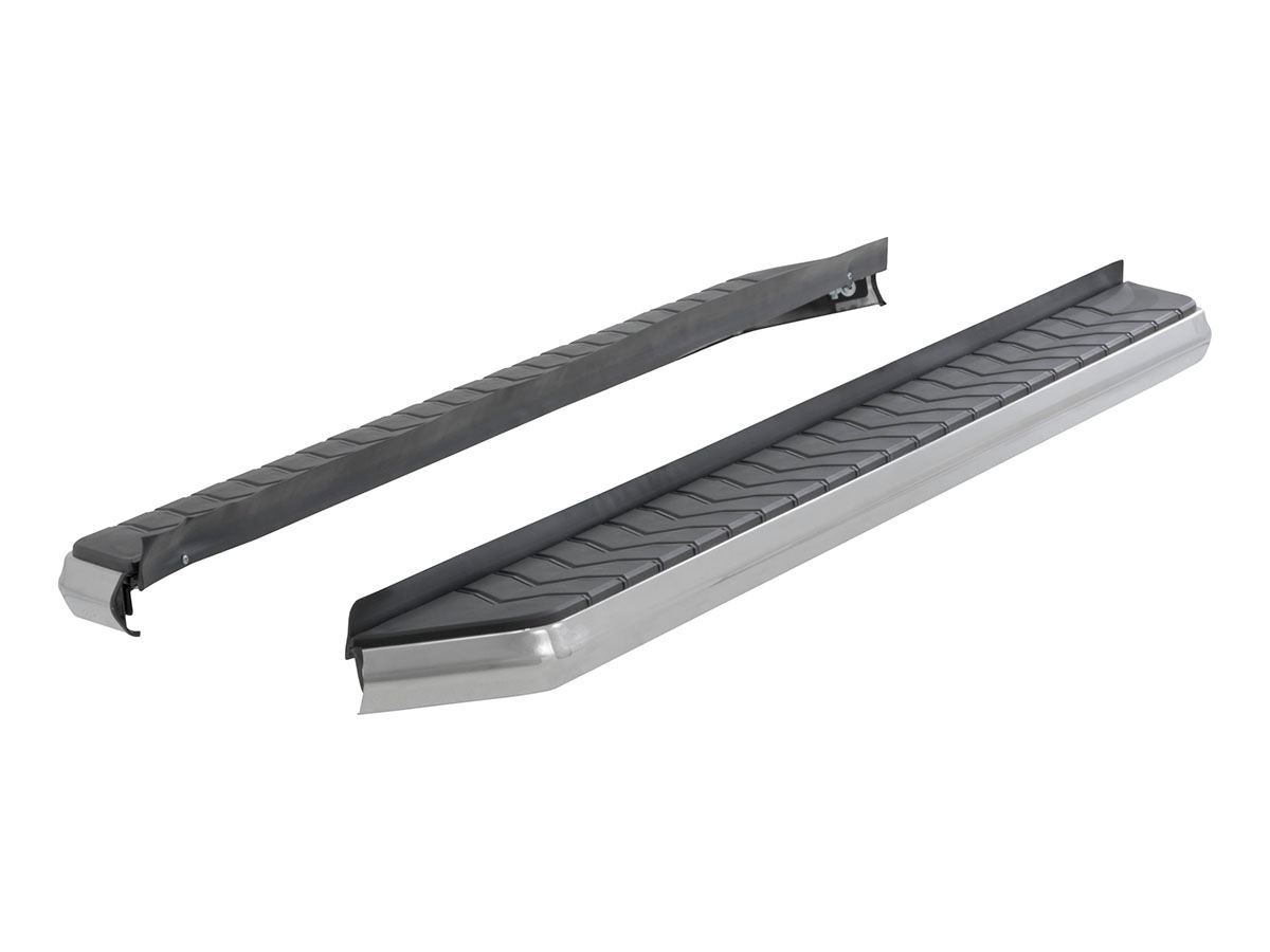 Aries AeroTread 5 SUV Running Boards  SharpTruckcom