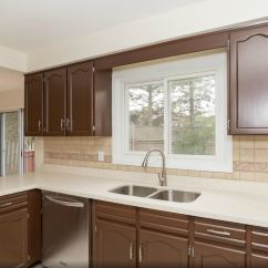 Repaint Kitchen Cabinets Nooks Cabinet Refinishing Spray Painting And In Painted