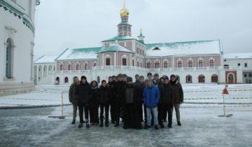 9-11 классы - поездка в Москву.