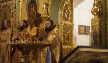27 ноября. День ангела архимандрита Филиппа!