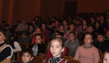 Миссионерская поездка наших воспитанников в интердом г. Иваново.
