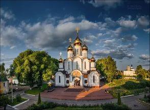 Поездка казачего отряда в город Переславль-Залесский