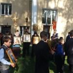 Престольный праздник Николая Чудотворца весеннего в Николо-Шартомском монастыре.