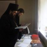 Божественная литургия совершаемая Епископом Шуйским и Тейковским Матфеем. С молебном на начало учебного года.