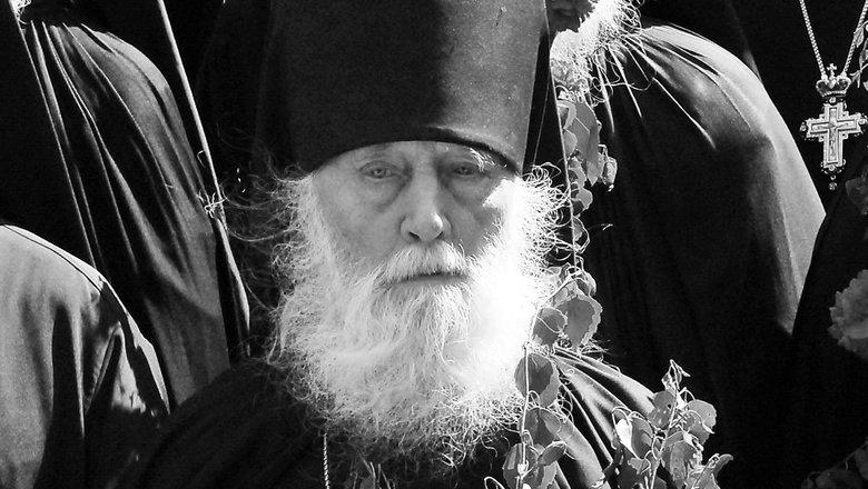 Вечная и светлая память новопреставленному архимандриту Науму