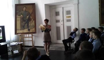 Поездка в музей им. М.В.Фрунзе