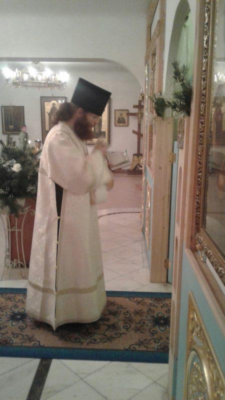 Праздничное Богослужение