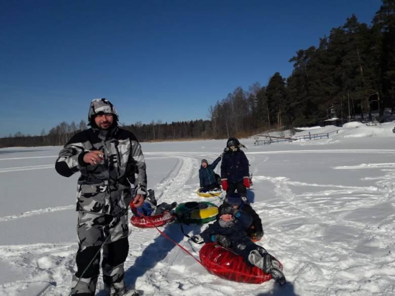 Зимние забавы, проводы зимы