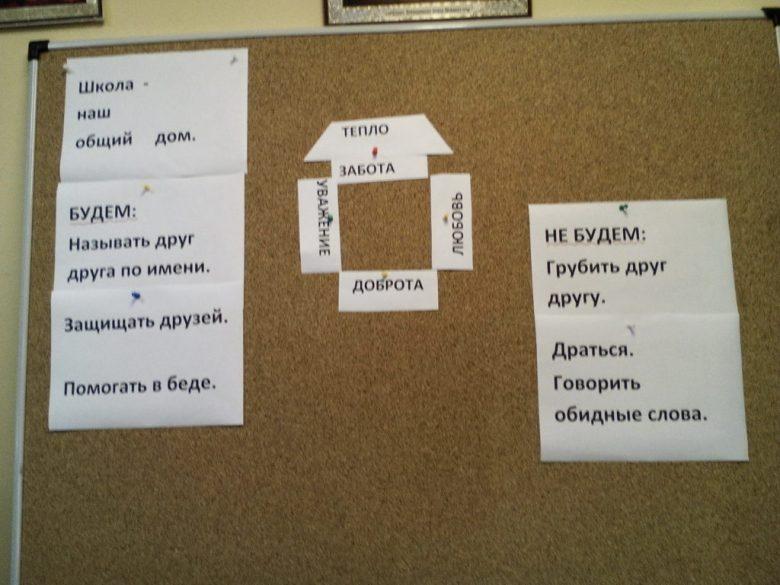 Школа - наш общий дом