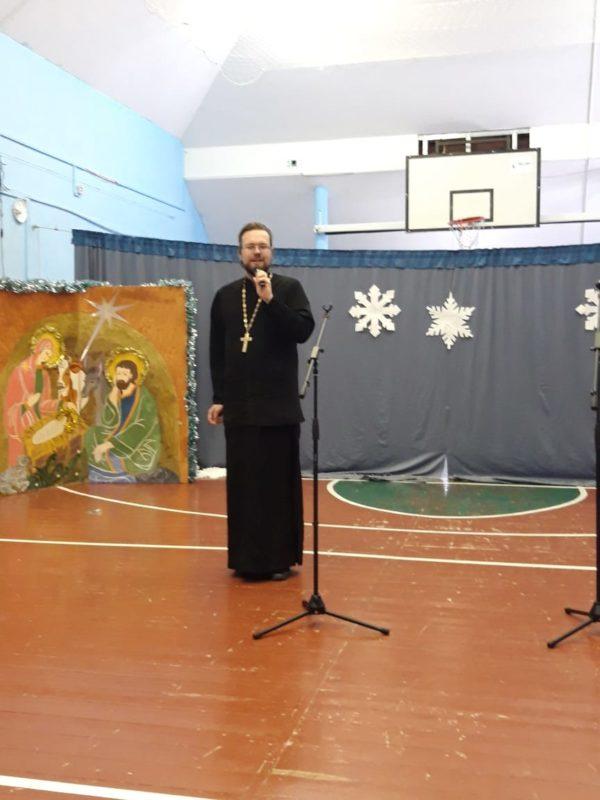 """Конкурс чтецов """"По дороге к Рождеству"""""""