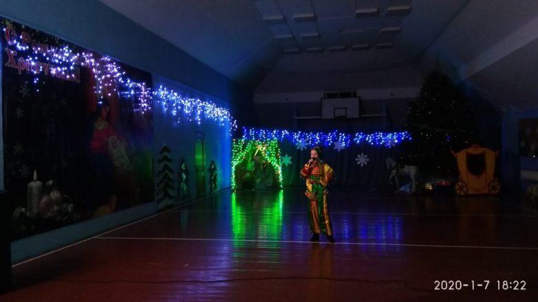 Праздник Рождества Христова в школе