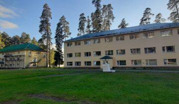 новый фасад школы