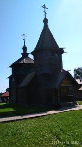 Паломническая поездка в Суздаль