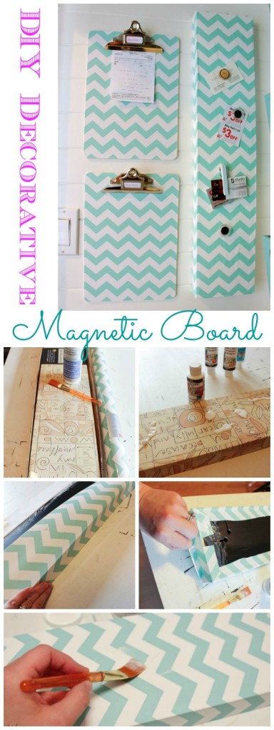 Best Diy Decorative Clipboards Using Wrapping Paper Season This Month