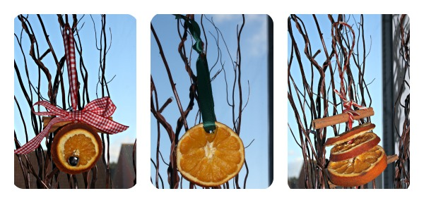 Best Christmas Decorating With Dried Orange Slices Mum In The This Month