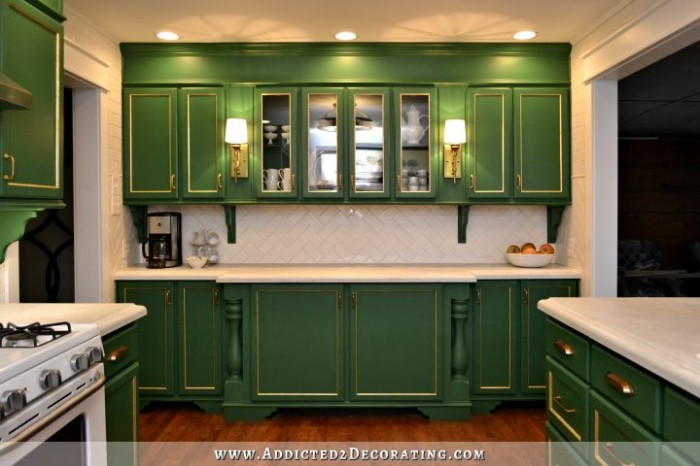 Best My Finished Kitchen Remodel Before After Addicted 2 This Month