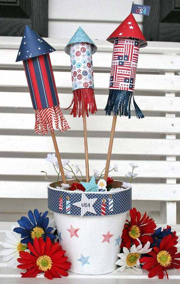 Best Top 16 Last Minute Diy Patriotic Decorations You Can Make This Month