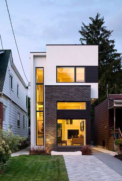 Best Six Cool And Contemporary House Exteriors Chatelaine This Month