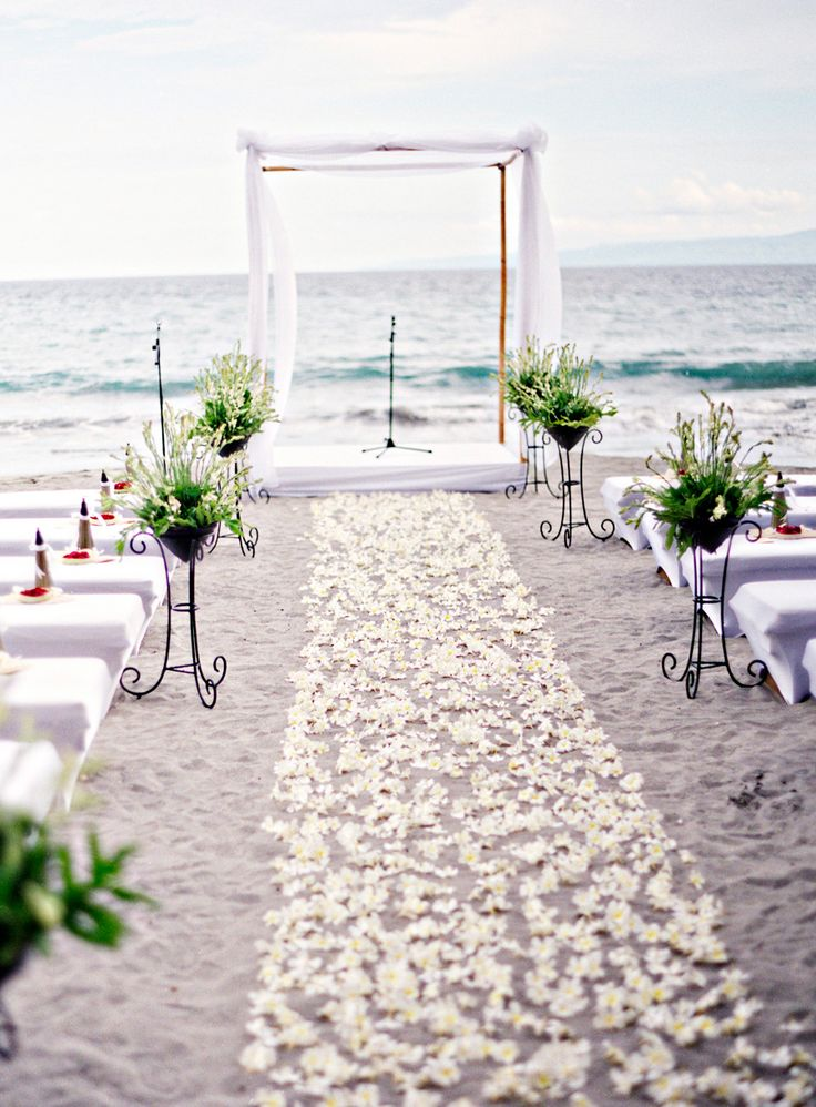 Best 50 Beach Wedding Aisle Decoration Ideas Deer Pearl Flowers This Month