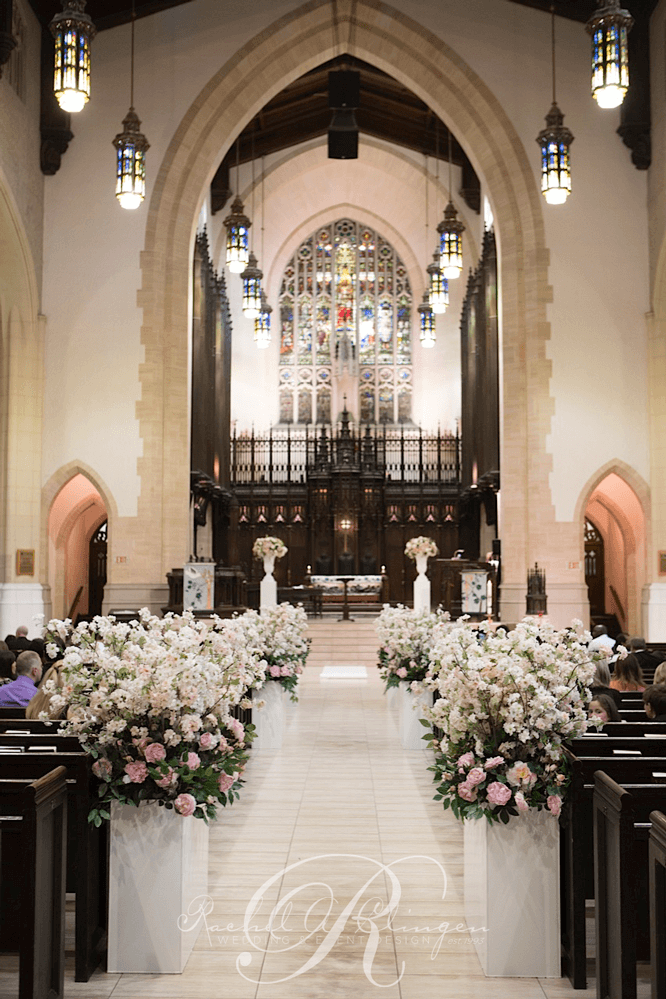 Best Wedding Decorations For The Church Ceremony This Month