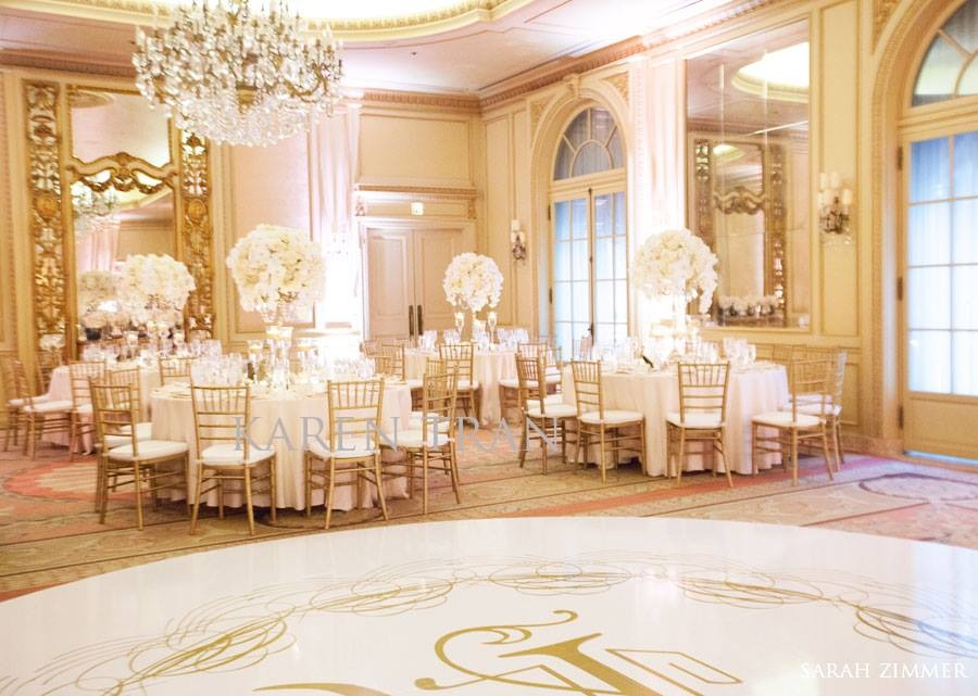 Best Gold And White Wedding Theme This Month