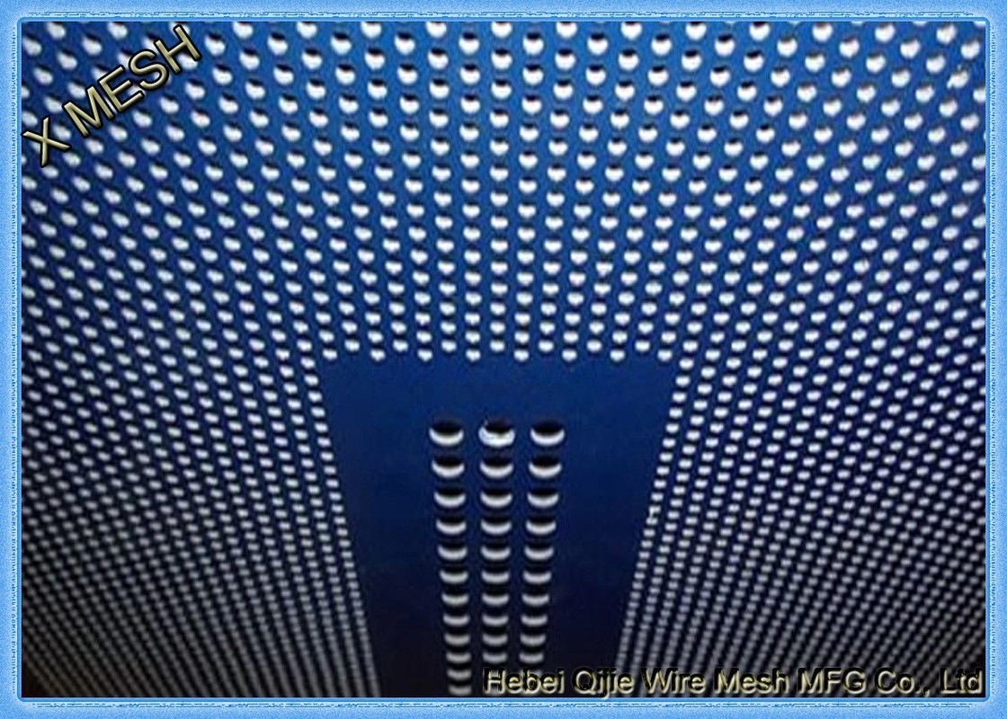 Best Oval Hole Powder Coated Decorative Metal Sheets With This Month
