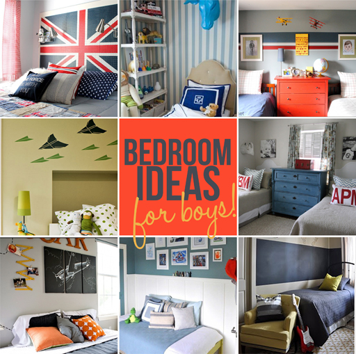 Best Inspiring Bedrooms For Boys This Month