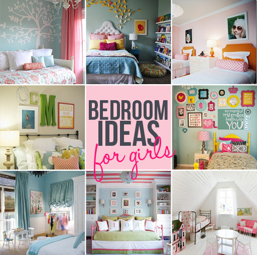 Best Inspiring Bedrooms For Girls This Month