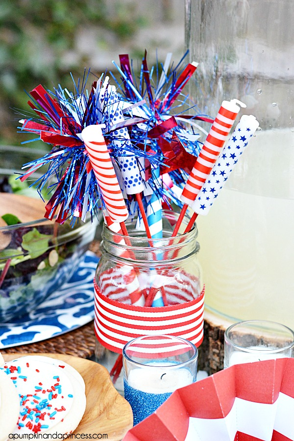 Best Fourth Of July Party Decorating Ideas A Pumpkin And A This Month