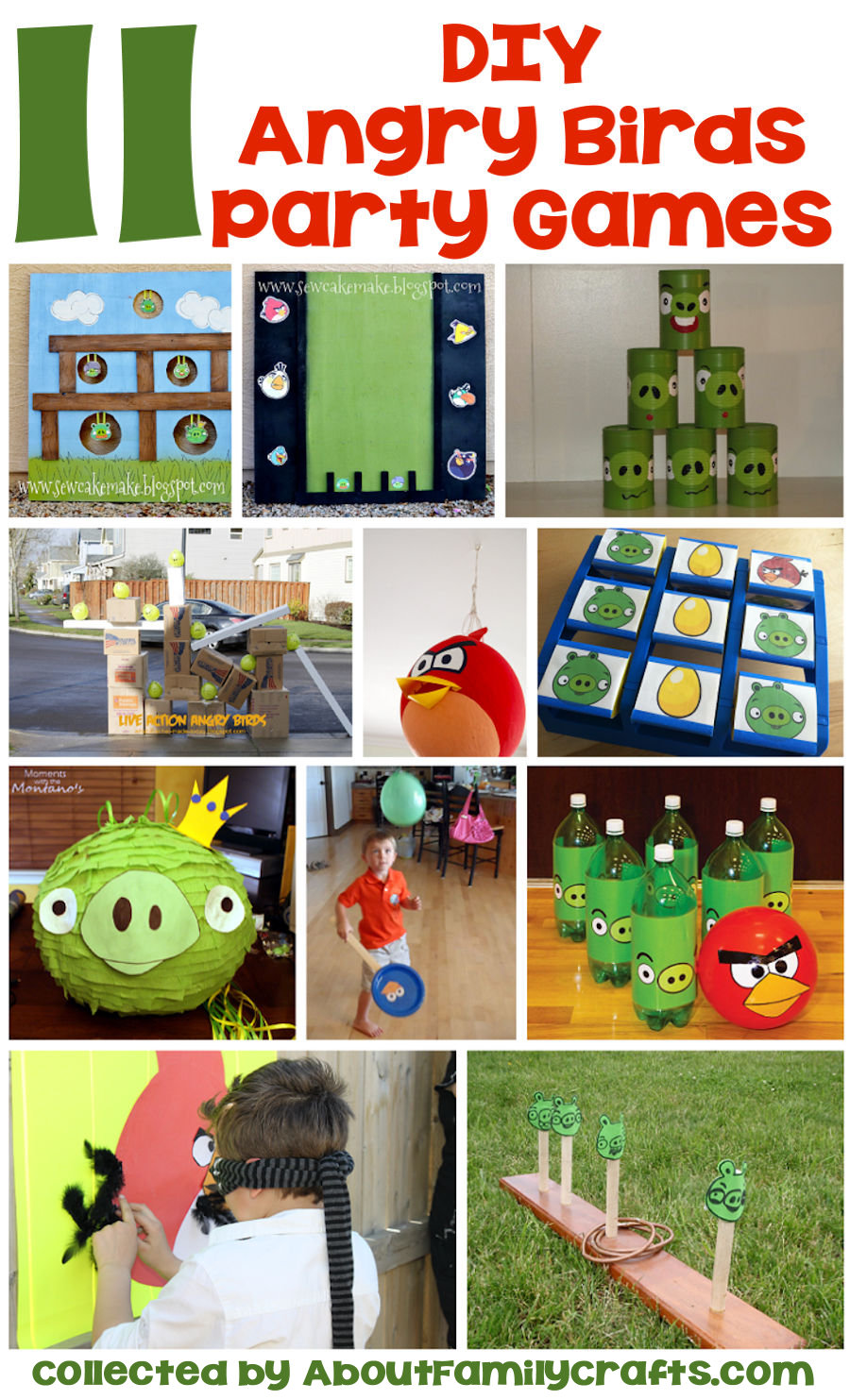 Best 65 Diy Angry Birds Party Ideas – About Family Crafts This Month