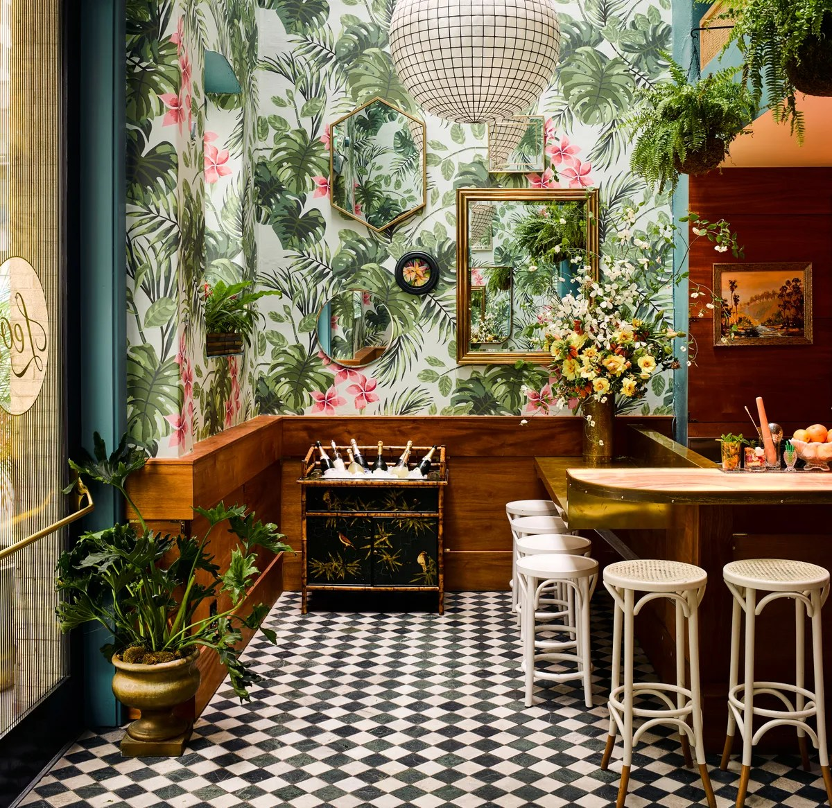 Best Step Inside The Best Designed New Restaurants In America This Month