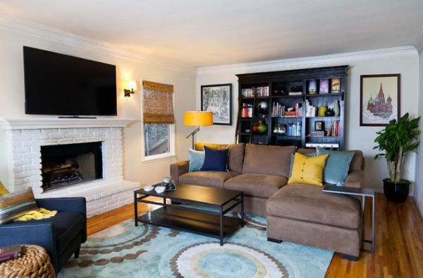 Best Back To 70 Bachelor Pad Living Room Ideas This Month