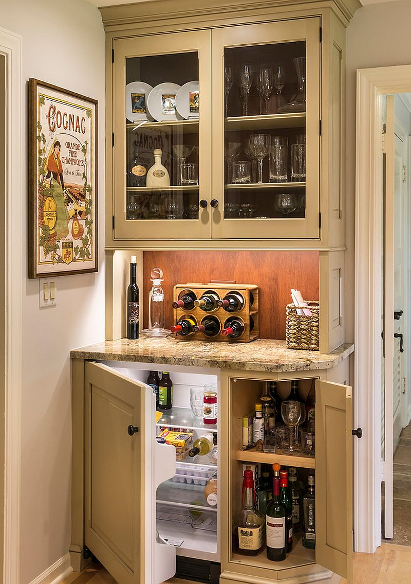 Best 20 Small Home Bar Ideas And Space Savvy Designs This Month
