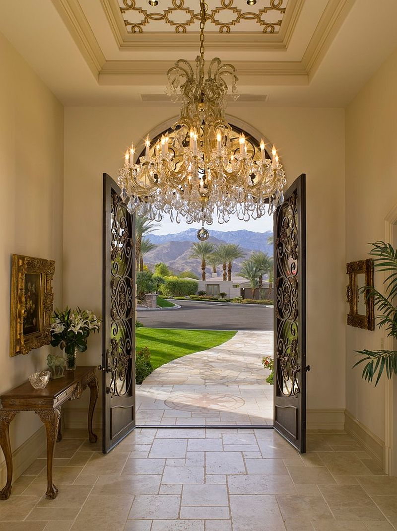 Best Mediterranean Entry Ideas An Air Of Timeless Majesty This Month