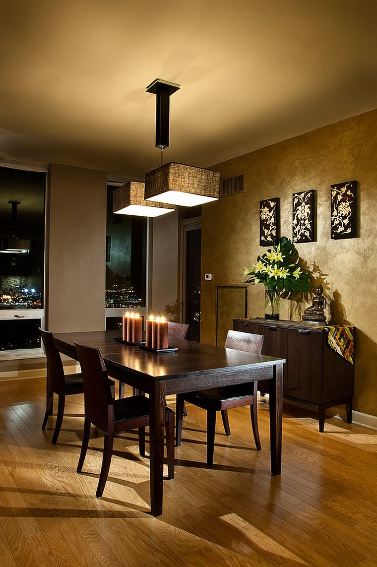 Best Serene And Practical 40 Asian Style Dining Rooms This Month