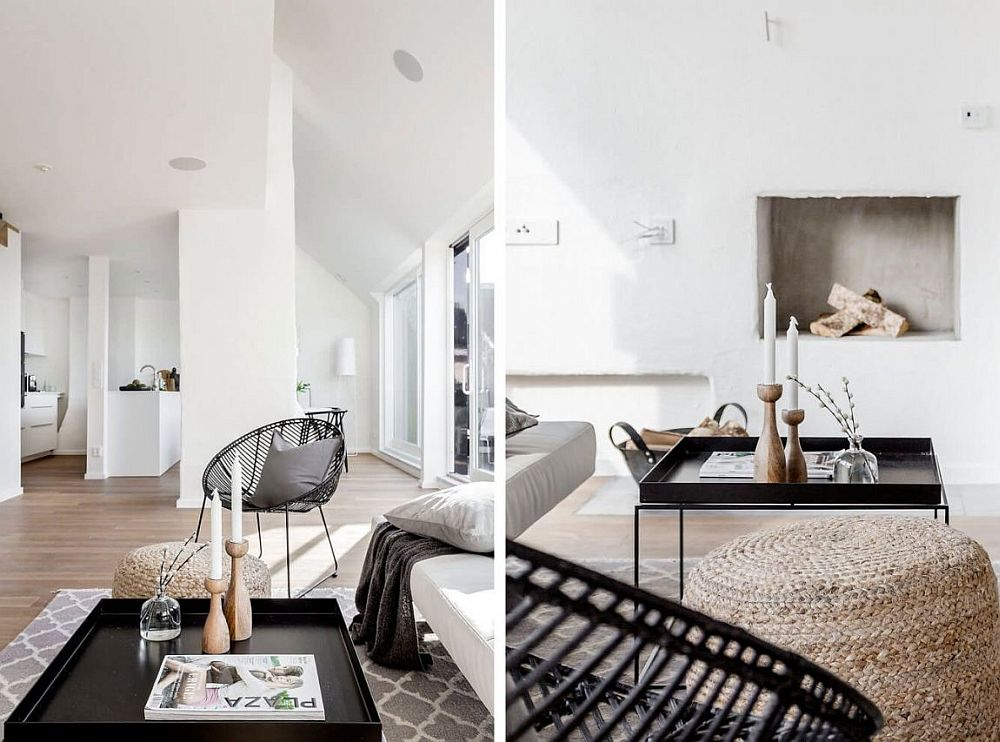 Best World Of White And Gray Scandinavian Style Apartment In This Month