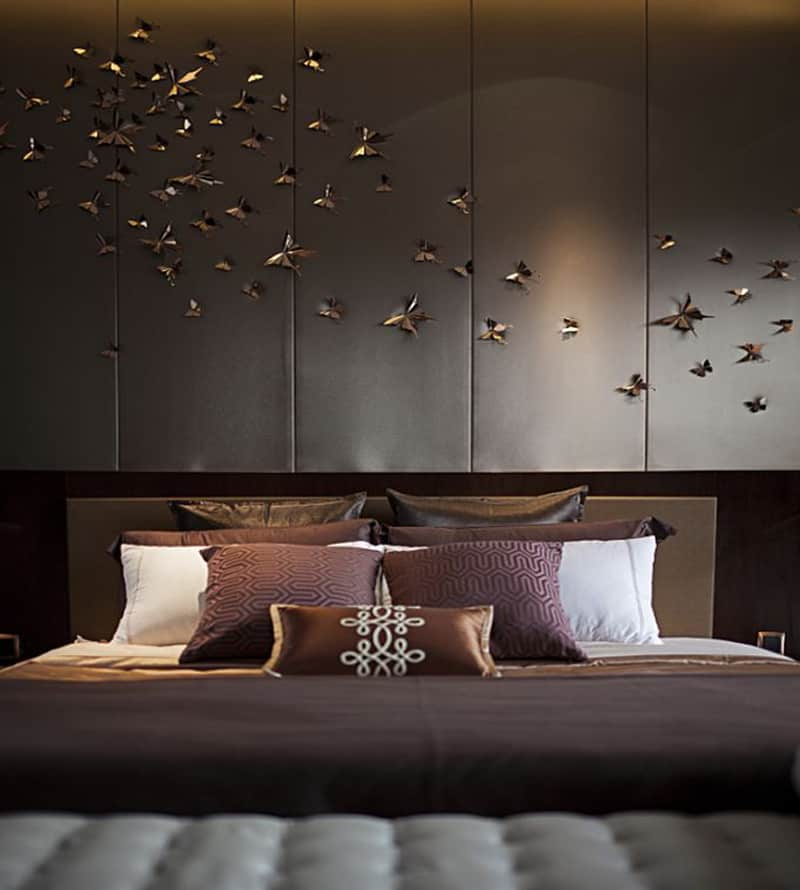 Best 20 Modern Contemporary Masculine Bedroom Designs This Month