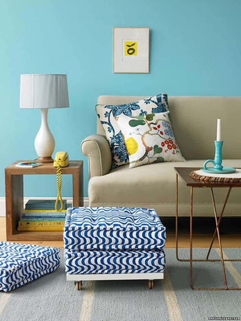 Best 40 Accent Color Combinations To Get Your Home Decor Wheels This Month
