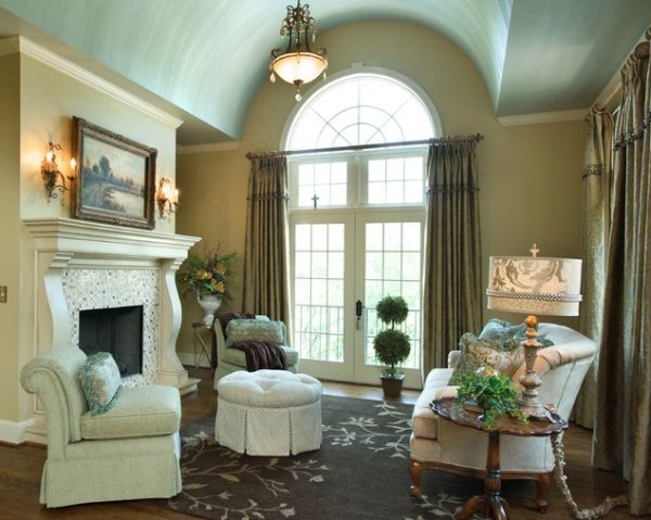 Best 10 Arched Window Treatment Ideas That Keep Their Beauty This Month