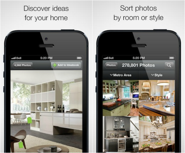 Best 10 Apps To Help With Your Home Decor Projects This Month