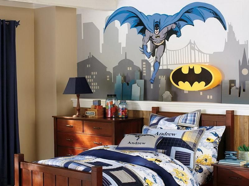 Best Batman Bedding And Bedroom Décor Ideas For Your Little This Month